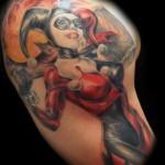 Harley Quinn OA